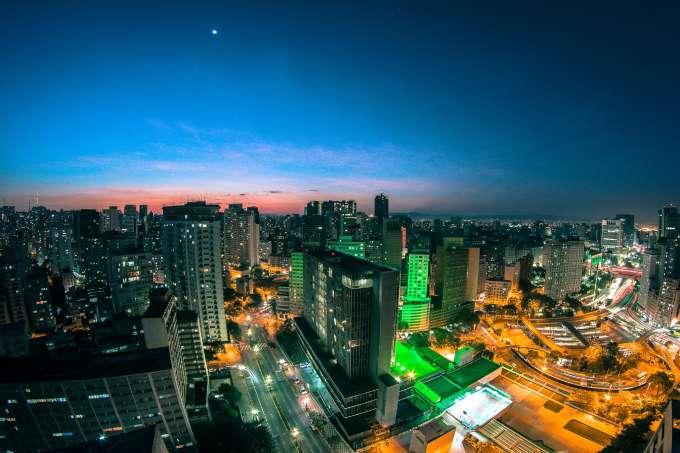 Brazil city life