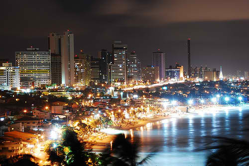 Natal City night shot