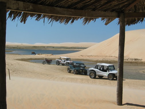 natal sand dunes ride