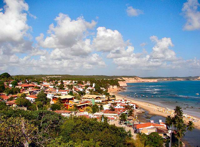 Pipa Brazil Beach