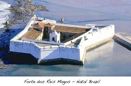 Forte dos Reis Magos Natal