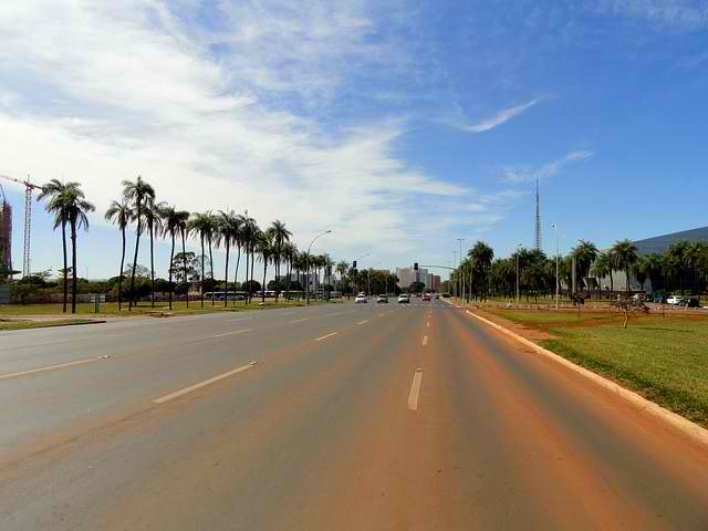 driving in brazil