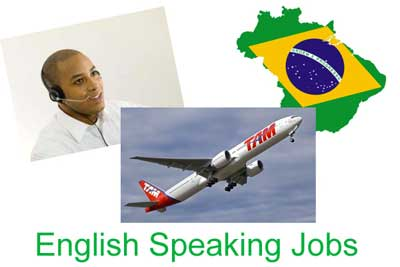 Natal Brazil English jobs