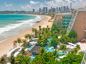 hotels in Natal Brazil serhs