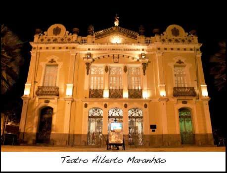 Teatro Alberto Maranhão