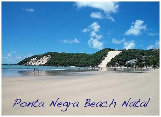Ponta Negra Beach Natal