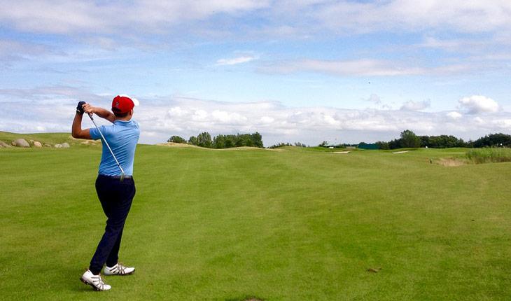 Golf Course Natal Brazil
