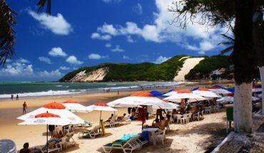 Ponta Negra Beach Natal Brazil