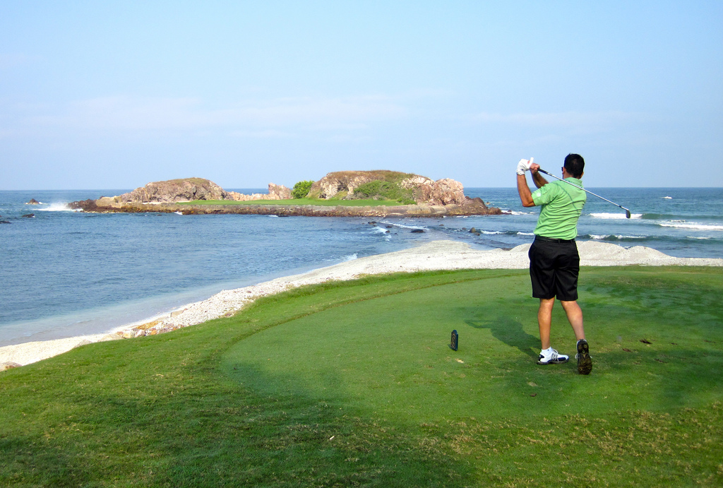 Golf Course Natal