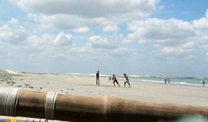 capoeira dance natal beach