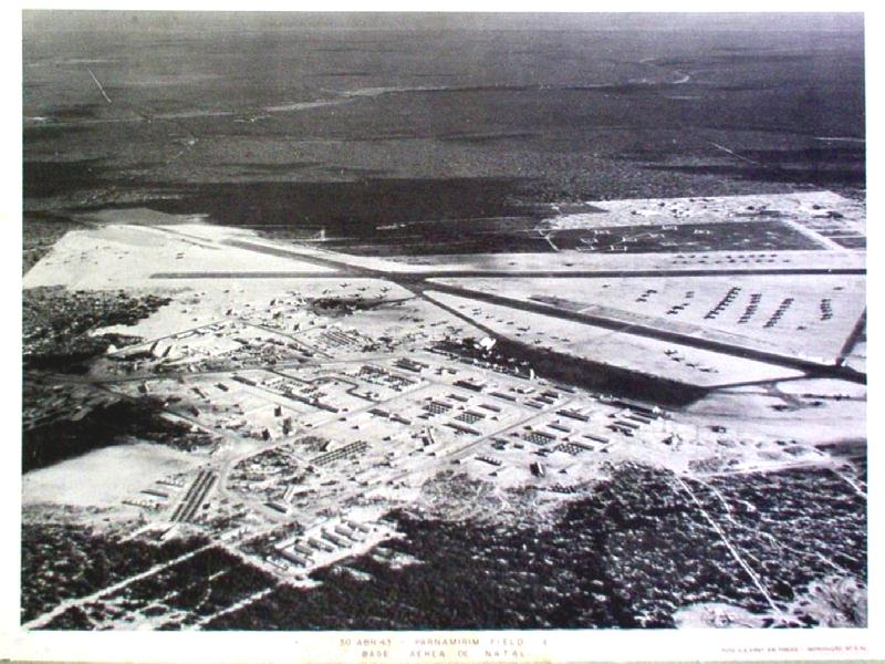 Natal during world war 2 parnamirimfield