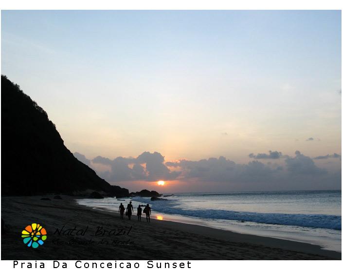 7 Exciting Things to Do in Fernando de Noronha praia-de-conceicao-sunset