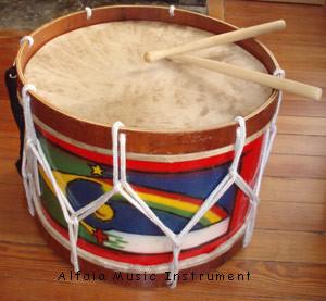 alfaia brazil music instrument