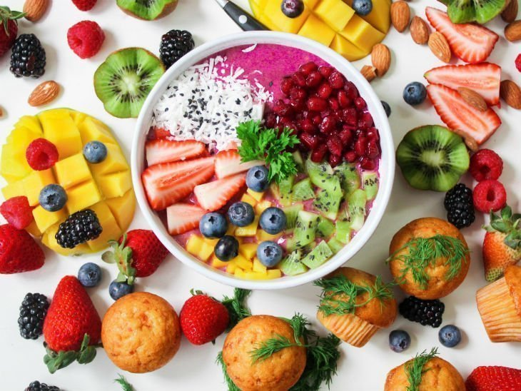Brazilian Fruits for your health, exotic drinks, smoothies