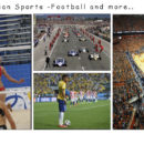 Brazilian Sports – Football; Volleyball and more